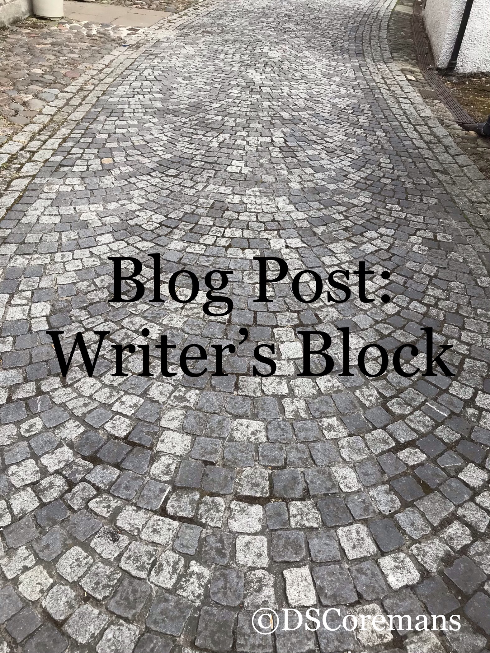 Blog Post: Writer's Block